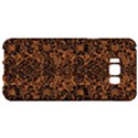 DAMASK2 BLACK MARBLE & RUSTED METAL Samsung Galaxy S8 Plus Hardshell Case  View1