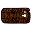 DAMASK2 BLACK MARBLE & RUSTED METAL (R) Galaxy S3 Mini View1