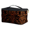 DAMASK2 BLACK MARBLE & RUSTED METAL (R) Cosmetic Storage Case View3