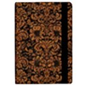 DAMASK2 BLACK MARBLE & RUSTED METAL (R) Apple iPad Pro 12.9   Flip Case View2