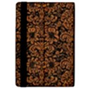 DAMASK2 BLACK MARBLE & RUSTED METAL (R) Apple iPad Pro 12.9   Flip Case View4