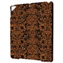 DAMASK2 BLACK MARBLE & RUSTED METAL (R) Apple iPad Pro 9.7   Hardshell Case View3