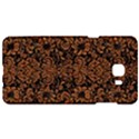 DAMASK2 BLACK MARBLE & RUSTED METAL (R) Samsung C9 Pro Hardshell Case  View1