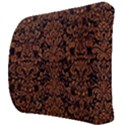DAMASK2 BLACK MARBLE & RUSTED METAL (R) Back Support Cushion View3