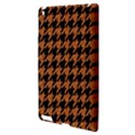 HOUNDSTOOTH1 BLACK MARBLE & RUSTED METAL Apple iPad 3/4 Hardshell Case View3