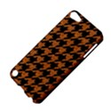 HOUNDSTOOTH1 BLACK MARBLE & RUSTED METAL Apple iPod Touch 5 Hardshell Case View4