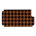 HOUNDSTOOTH1 BLACK MARBLE & RUSTED METAL Apple iPhone 5 Hardshell Case (PC+Silicone) View1