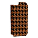 HOUNDSTOOTH1 BLACK MARBLE & RUSTED METAL Apple iPhone 5 Hardshell Case (PC+Silicone) View2