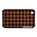HOUNDSTOOTH1 BLACK MARBLE & RUSTED METAL iPhone 3S/3GS View1