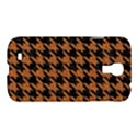 HOUNDSTOOTH1 BLACK MARBLE & RUSTED METAL Samsung Galaxy S4 I9500/I9505 Hardshell Case View1