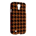HOUNDSTOOTH1 BLACK MARBLE & RUSTED METAL Samsung Galaxy S4 I9500/I9505 Hardshell Case View2