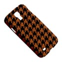 HOUNDSTOOTH1 BLACK MARBLE & RUSTED METAL Samsung Galaxy S4 I9500/I9505 Hardshell Case View5