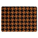 HOUNDSTOOTH1 BLACK MARBLE & RUSTED METAL Samsung Galaxy Tab 10.1  P7500 Flip Case View1