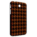 HOUNDSTOOTH1 BLACK MARBLE & RUSTED METAL Samsung Galaxy Tab 3 (7 ) P3200 Hardshell Case  View2