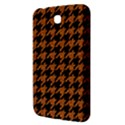 HOUNDSTOOTH1 BLACK MARBLE & RUSTED METAL Samsung Galaxy Tab 3 (7 ) P3200 Hardshell Case  View3