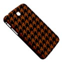 HOUNDSTOOTH1 BLACK MARBLE & RUSTED METAL Samsung Galaxy Tab 3 (7 ) P3200 Hardshell Case  View5