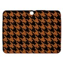HOUNDSTOOTH1 BLACK MARBLE & RUSTED METAL Samsung Galaxy Tab 3 (10.1 ) P5200 Hardshell Case  View1