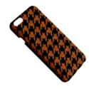 HOUNDSTOOTH1 BLACK MARBLE & RUSTED METAL Apple iPhone 6 Plus/6S Plus Hardshell Case View5