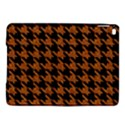 HOUNDSTOOTH1 BLACK MARBLE & RUSTED METAL iPad Air 2 Hardshell Cases View1