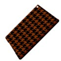 HOUNDSTOOTH1 BLACK MARBLE & RUSTED METAL iPad Air 2 Hardshell Cases View4
