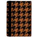 HOUNDSTOOTH1 BLACK MARBLE & RUSTED METAL iPad Air 2 Flip View4