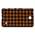 HOUNDSTOOTH1 BLACK MARBLE & RUSTED METAL Samsung Galaxy Tab 4 (8 ) Hardshell Case  View1