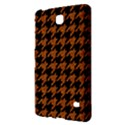 HOUNDSTOOTH1 BLACK MARBLE & RUSTED METAL Samsung Galaxy Tab 4 (8 ) Hardshell Case  View2