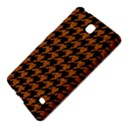 HOUNDSTOOTH1 BLACK MARBLE & RUSTED METAL Samsung Galaxy Tab 4 (8 ) Hardshell Case  View4