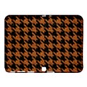HOUNDSTOOTH1 BLACK MARBLE & RUSTED METAL Samsung Galaxy Tab 4 (10.1 ) Hardshell Case  View1