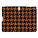 HOUNDSTOOTH1 BLACK MARBLE & RUSTED METAL Samsung Galaxy Tab S (10.5 ) Hardshell Case  View1