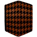 HOUNDSTOOTH1 BLACK MARBLE & RUSTED METAL Apple iPad Pro 9.7   Flip Case View3