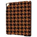 HOUNDSTOOTH1 BLACK MARBLE & RUSTED METAL Apple iPad Pro 9.7   Hardshell Case View3