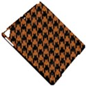HOUNDSTOOTH1 BLACK MARBLE & RUSTED METAL Apple iPad Pro 9.7   Hardshell Case View4