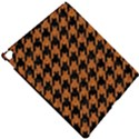 HOUNDSTOOTH1 BLACK MARBLE & RUSTED METAL Apple iPad Pro 12.9   Hardshell Case View4