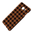 HOUNDSTOOTH1 BLACK MARBLE & RUSTED METAL Samsung C9 Pro Hardshell Case  View4
