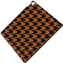 HOUNDSTOOTH1 BLACK MARBLE & RUSTED METAL Apple iPad Pro 10.5   Hardshell Case View5