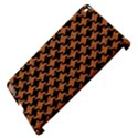 HOUNDSTOOTH2 BLACK MARBLE & RUSTED METAL Apple iPad 3/4 Hardshell Case (Compatible with Smart Cover) View4