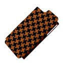 HOUNDSTOOTH2 BLACK MARBLE & RUSTED METAL Apple iPhone 5 Hardshell Case (PC+Silicone) View4
