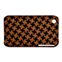 HOUNDSTOOTH2 BLACK MARBLE & RUSTED METAL iPhone 3S/3GS View1