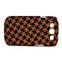 HOUNDSTOOTH2 BLACK MARBLE & RUSTED METAL Samsung Galaxy S III Classic Hardshell Case (PC+Silicone) View1