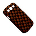 HOUNDSTOOTH2 BLACK MARBLE & RUSTED METAL Samsung Galaxy S III Classic Hardshell Case (PC+Silicone) View5