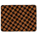 HOUNDSTOOTH2 BLACK MARBLE & RUSTED METAL Samsung Galaxy Tab 7  P1000 Flip Case View1