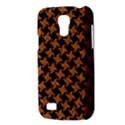 HOUNDSTOOTH2 BLACK MARBLE & RUSTED METAL Galaxy S4 Mini View3