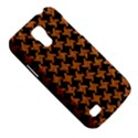 HOUNDSTOOTH2 BLACK MARBLE & RUSTED METAL Galaxy S4 Mini View5