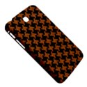 HOUNDSTOOTH2 BLACK MARBLE & RUSTED METAL Samsung Galaxy Tab 3 (7 ) P3200 Hardshell Case  View5