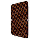 HOUNDSTOOTH2 BLACK MARBLE & RUSTED METAL Samsung Galaxy Tab 3 (10.1 ) P5200 Hardshell Case  View3