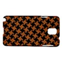 HOUNDSTOOTH2 BLACK MARBLE & RUSTED METAL Samsung Galaxy Note 3 N9005 Hardshell Case View1