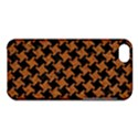 HOUNDSTOOTH2 BLACK MARBLE & RUSTED METAL Apple iPhone 5C Hardshell Case View1