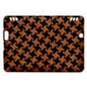 HOUNDSTOOTH2 BLACK MARBLE & RUSTED METAL Kindle Fire HDX Hardshell Case View1