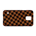 HOUNDSTOOTH2 BLACK MARBLE & RUSTED METAL Samsung Galaxy S5 Hardshell Case  View1